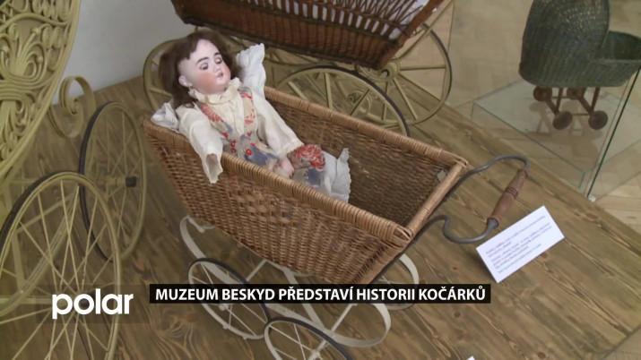 Muzeum Beskyd Frýdek-Místek představí historii kočárků