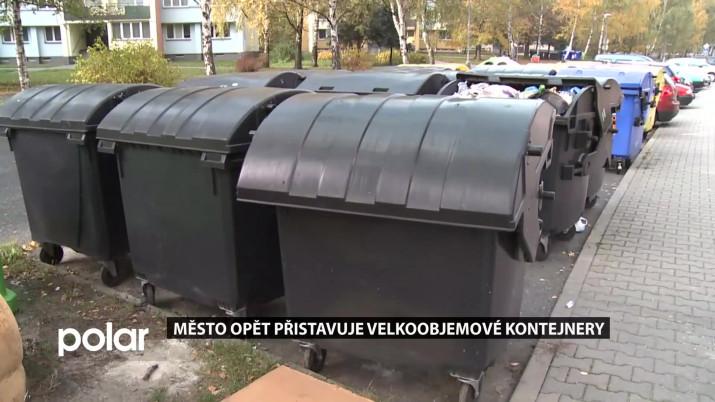 Frýdek-Místek bojuje s objemným odpadem