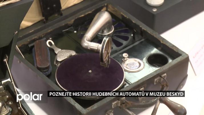 Poznejte historii hudebních automatů v Muzeu Beskyd Frýdek-Místek