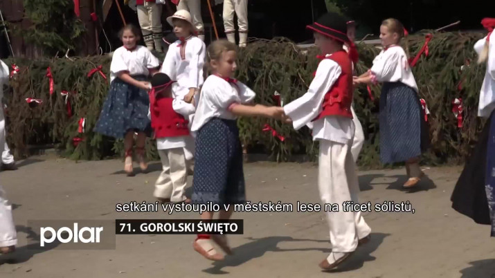 71. Gorolski Święto