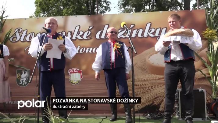 Pozvánka na Stonavské dožínky