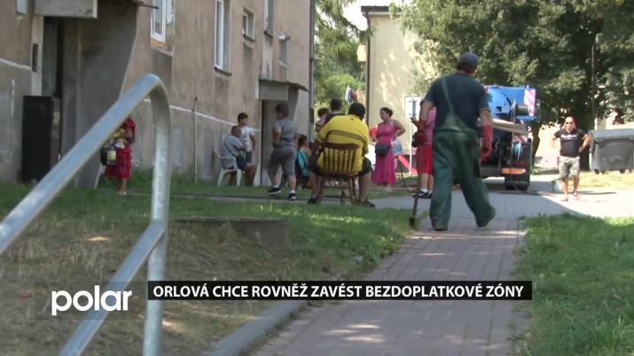 Orlová chce rovněž zavést bezdoplatkové zóny