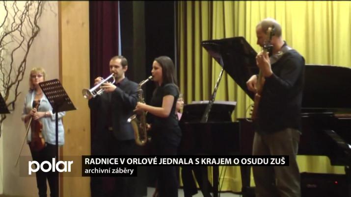 Radnice v Orlové jednala s krajem o osudu ZUŠ