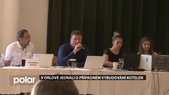 V Orlové jednali o případném vybudování kotelen