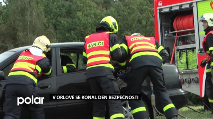 V Orlové se konal Den bezpečnosti