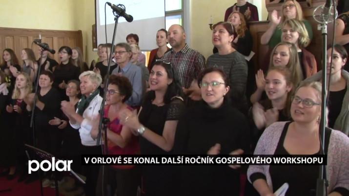 V Orlové se konal další ročník gospelového workshopu