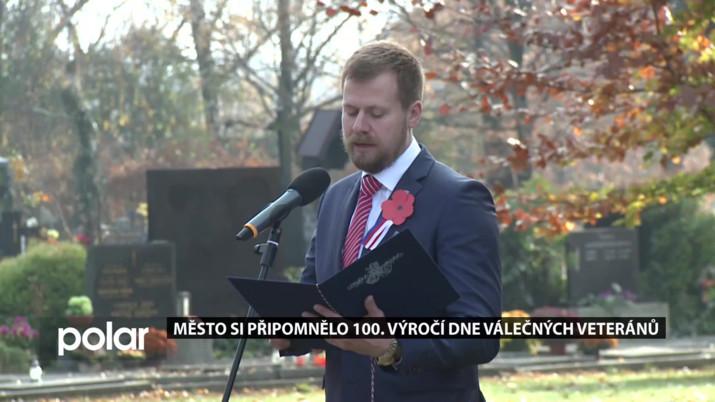F-M si připomněl 100. výročí Dne válečných veteránů