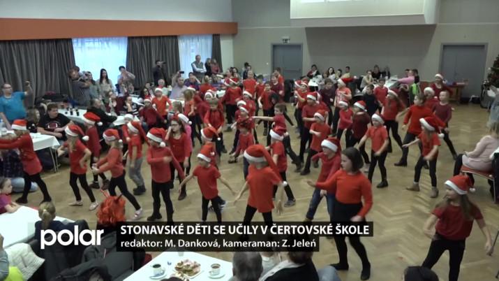 Stonavské děti se učily v čertovské škole