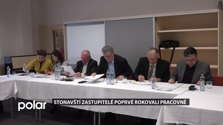 Stonavští zastupitelé poprvé rokovali pracovně
