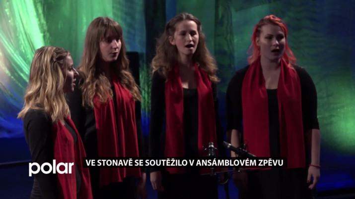 Ve Stonavě se soutěžilo v ansámblovém zpěvu