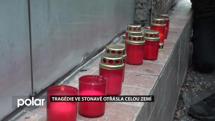 Tragédie ve Stonavě otřásla celou zemí