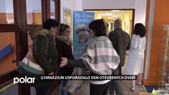 Karvinské gymnázium se otevřelo veřejnosti
