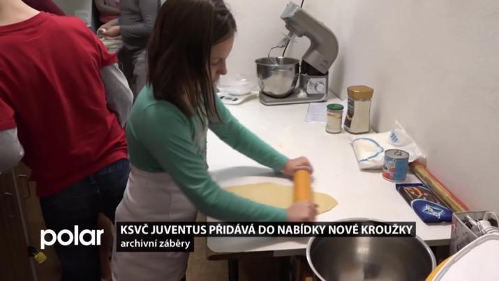 KSVČ Juventus Karviná přidává nové kroužky