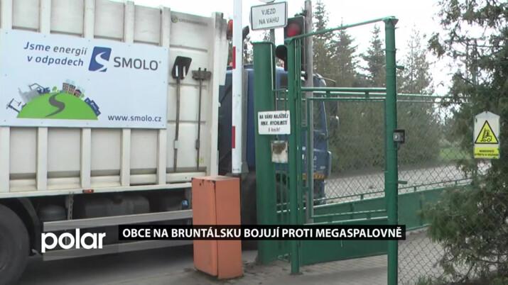 Obce na Bruntálsku bojují proti megaspalovně