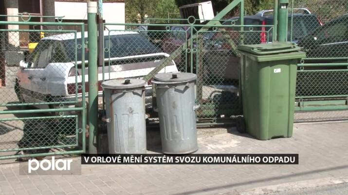 Radnice chce snížit četnost odvozu komunálního odpadu