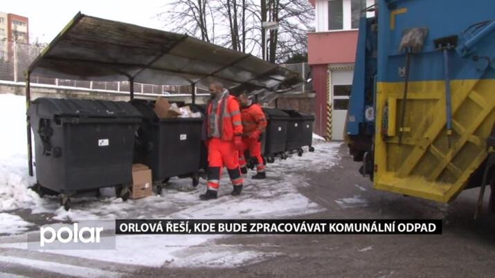 Orlová řeší, kde bude zpracovávat komunální odpad