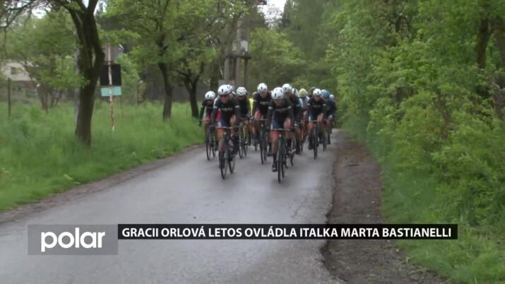 Gracii Orlová letos ovládla Italka Marta Bastianelli