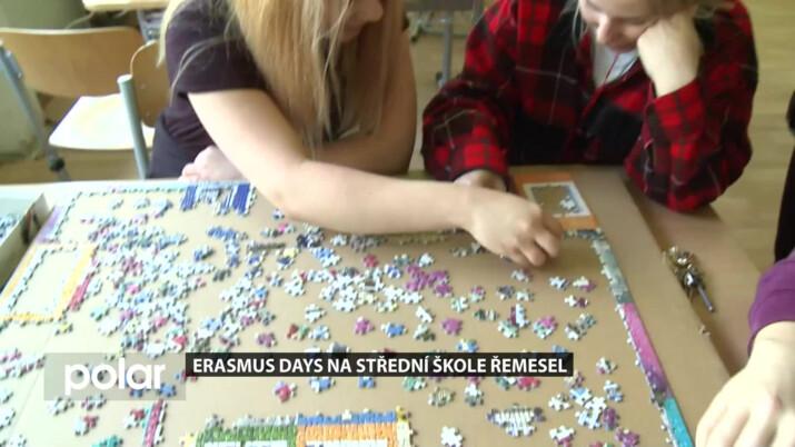 Erasmus days na Střední škole řemesel