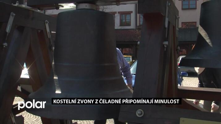 Kostelní zvony z Čeladné připomínají minulost