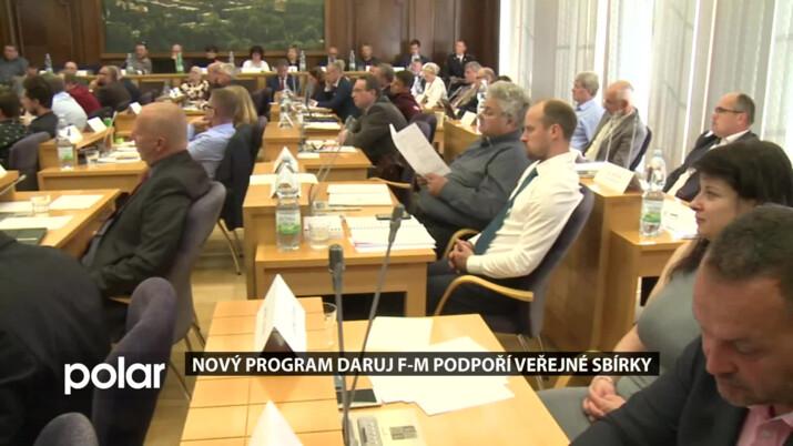 Nový program Daruj F-M podpoří veřejné sbírky
