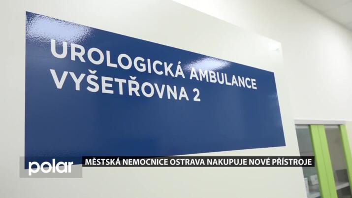 Městská nemocnice modernizuje zařízení. Ostrava investuje miliony
