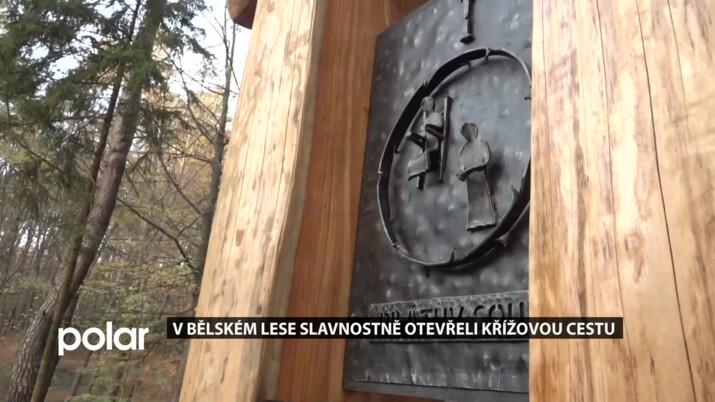 Bělský les má další místo k relaxaci a meditaci. Zaplatili ho dárci