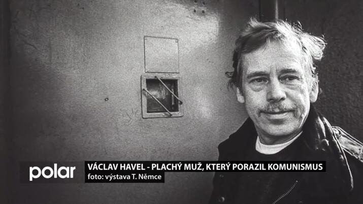 Plachý muž, který porazil komunismus. Ladislav Špaček v Opavě vzpomínal na prezidenta Havla
