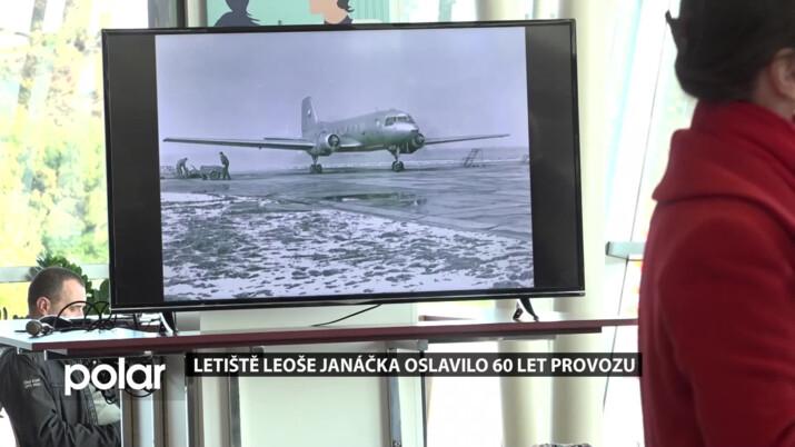 DOPRAVNÍ REVUE: Letiště Leoše Janáčka oslavilo 60 let provozu