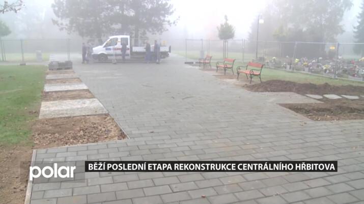 Pět let trvající rekonstrukce centrálního pohřebiště ve F-M končí. Teď je v plánu jeho rozšíření