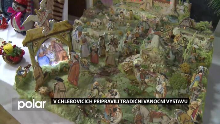 Jak se dříve slavily Vánoce? Vánoční tradice a zvyky připomene výstava v Chlebovicích