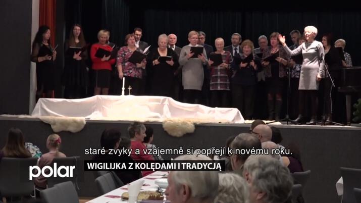Wigilijka z kolędą i tradycją 2019