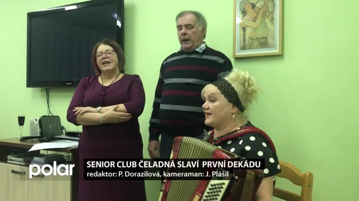 Senior Club Čeladná slaví  první dekádu