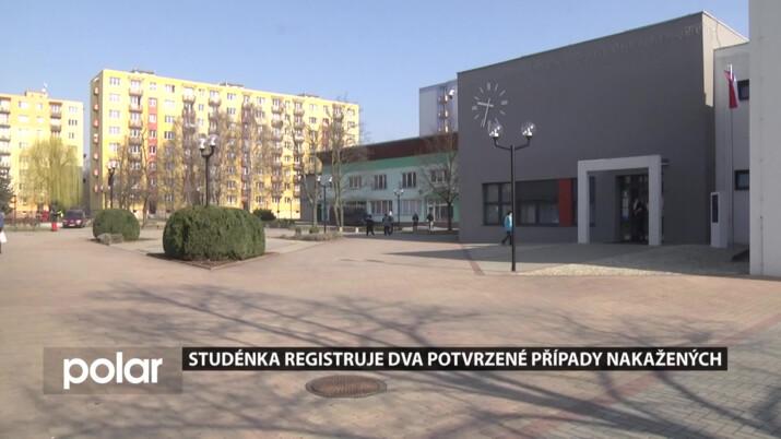Ve Studénce svolali krizový štáb města, potvrzeny tam byly dva případy koronaviru