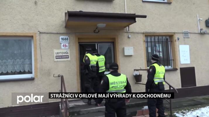 """""""Pokud je odchodné posledním krokem, je to výsměch,"""" myslí si strážníci v Orlové"""