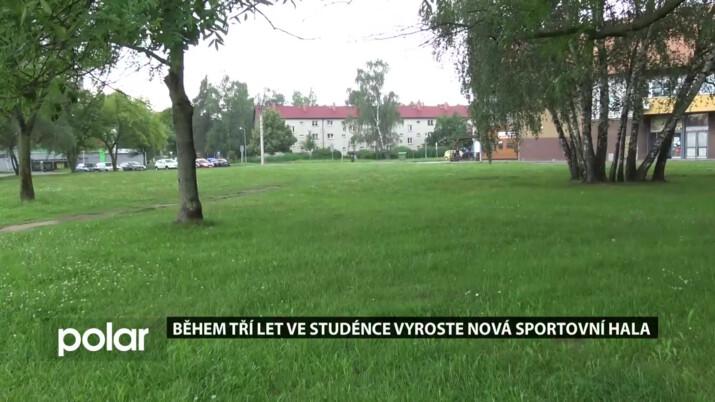 Během tří let ve Studénce vyroste nová sportovní hala