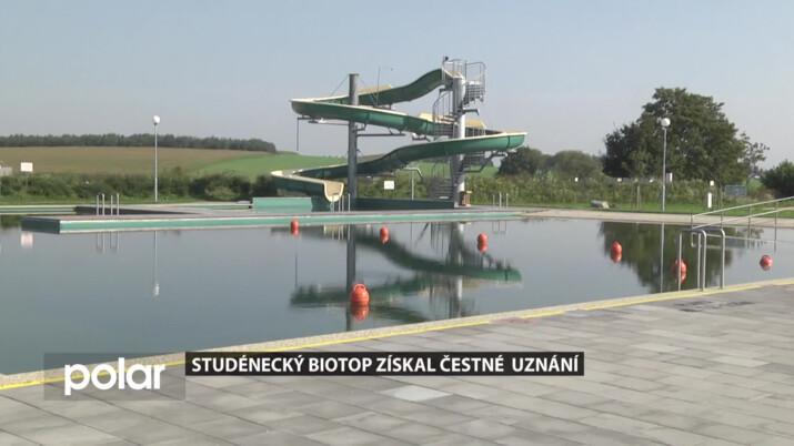 Biotop ve Studénce bodoval v soutěži Stavba roku 2019