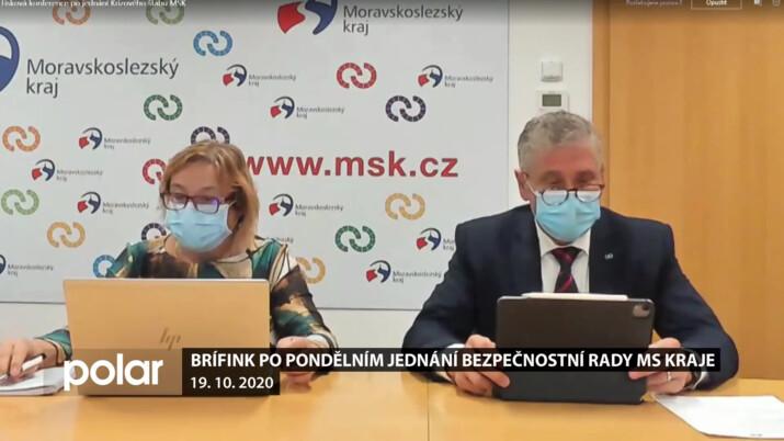 Moravskoslezský kraj má nejvíce nakažených zdravotníků z celé ČR, ohniska se přesouvají do mateřských škol a sociálních zařízení