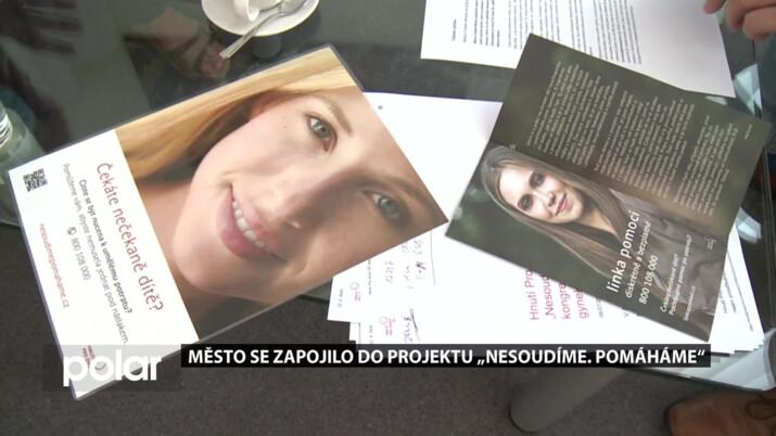"""Hnutí pro život ČR pomáhá ženám při nečekaném těhotenství. Projekt """"Nesoudíme. Pomáháme"""" podpoří i Frýdek-Místek"""