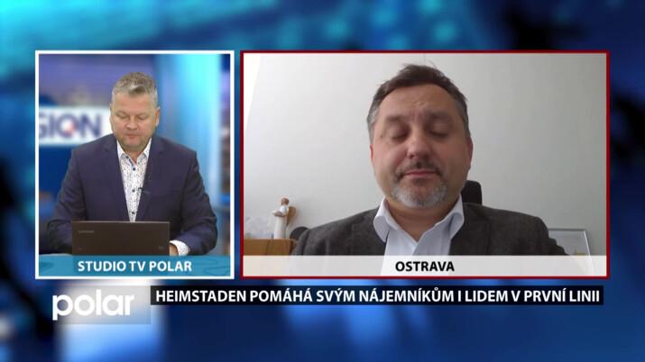 CHYTRÝ REGION: Heimstaden v době pandemie pomáhá nejrůznějšími způsoby