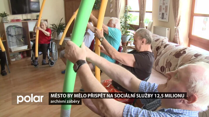 Na poskytování sociálních služeb ve Frýdku-Místku by mělo město i příští rok přispět 12 miliony korun