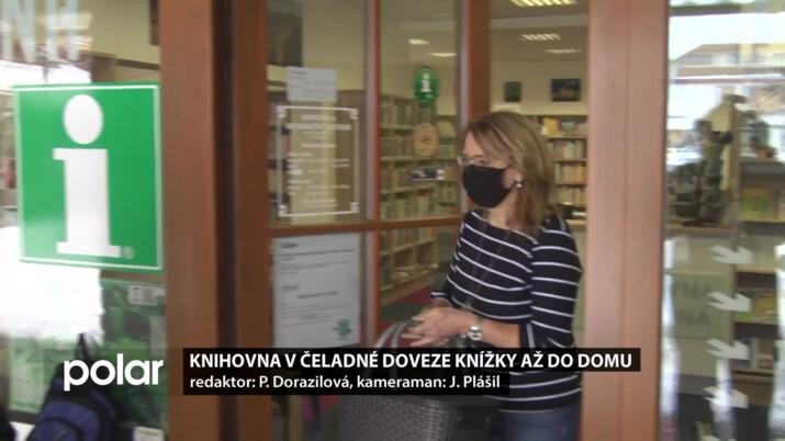 Knihovna v Čeladné doveze knížky až do domu