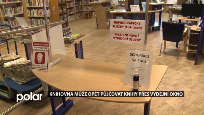 Knihovny opět půjčují knihy přes výdejní okna, ve Frýdku-Místku rozšířili otevírací dobu a otevřeli více poboček