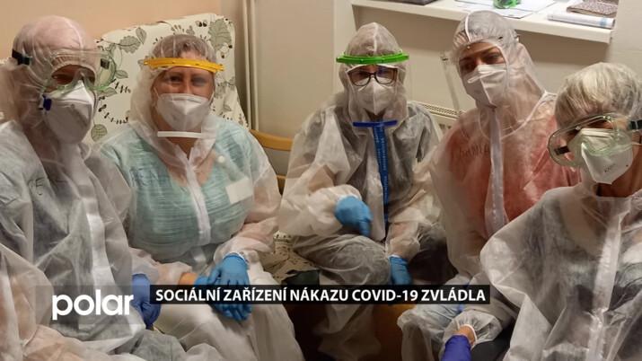 Sociální zařízení ve Frýdku-Místku nákazu koronaviru zvládla, dál spoléhají na očkování