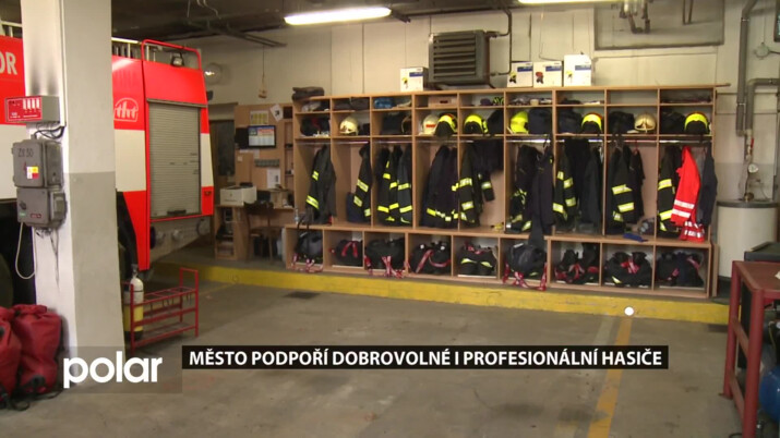 Obnova techniky i finance, Frýdek-Místek podpoří dobrovolné i profesionální hasiče