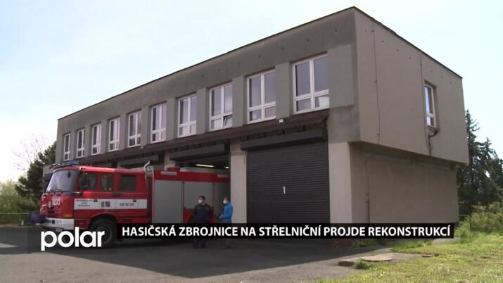Frýdek-Místek zrekonstruuje zbrojnici dobrovolných hasičů na Střelniční