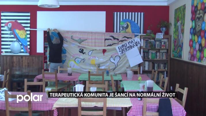 Terapeutická komunita u Čeladné je šancí na normální život venku