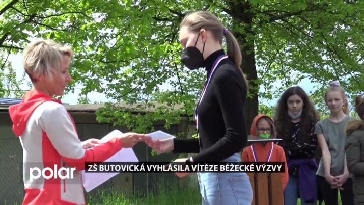 ZŠ Butovická vyhlásila vítěze běžecké výzvy