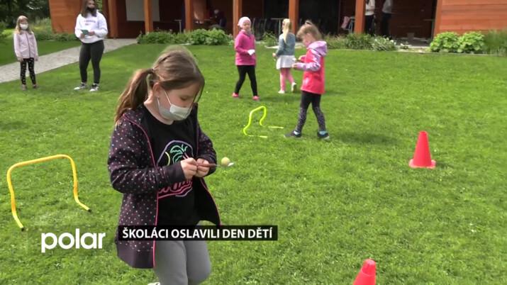 Butovická škola slavila Den dětí