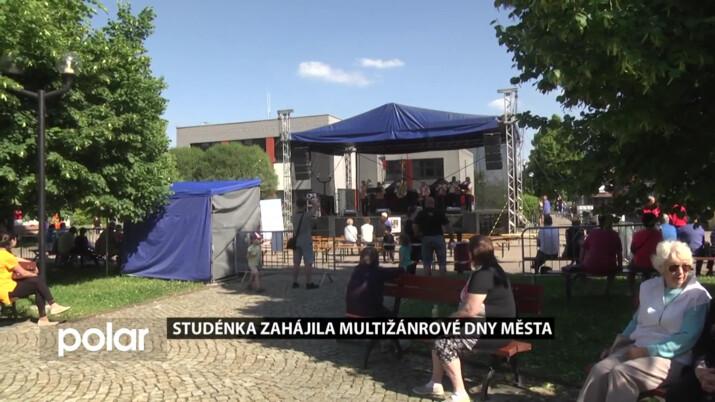 Týden města zahájila dechová hudba