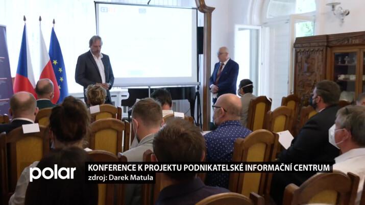 Konference k projektu Podnikatelské informační centrum